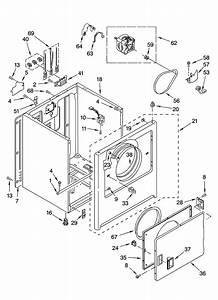 Estate Residential Dryer Parts