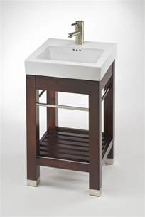17 9 inch single sink square console bathroom vanity with