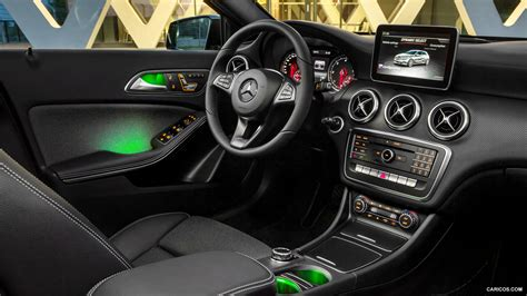They were courageous enough to break the boundaries all the time and normally sometimes happen that you break wrong boundaries. 2016 Mercedes-Benz A-Class A 220d 4MATIC (Black / Green) - Interior | HD Wallpaper #42