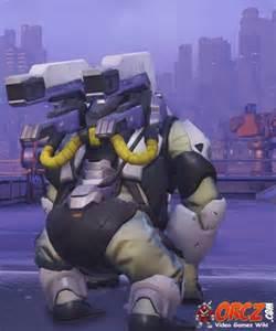 Winston Overwatch Skins