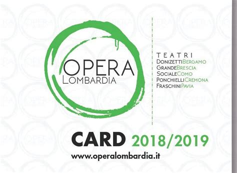 teatro fraschini pavia programma 2014 operalombardia card operalombardia