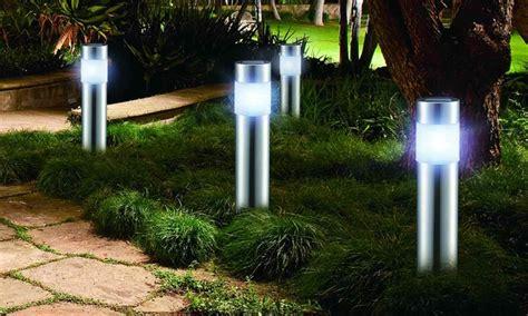 led tuinverlichting groupon