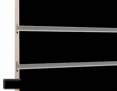 Slatwall Panel Wall Slat 4ft Panels 1007