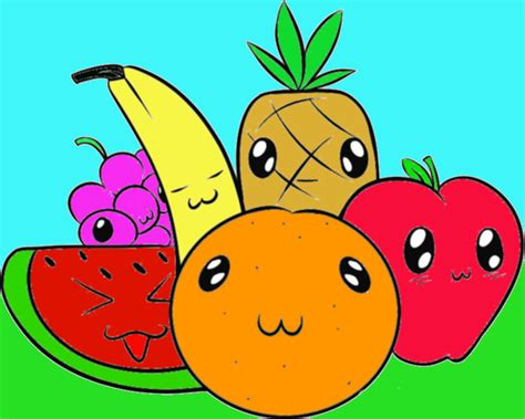 Animated Fruit Pictures Clipartsco
