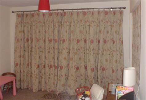 length lined interlined lounge curtains with