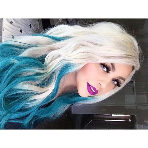 instagram post  mixi atmixirobles hair color