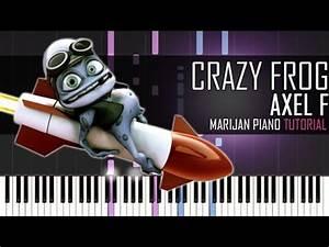 C M Piano : how to play axel f crazy frog piano tutorial youtube ~ Yasmunasinghe.com Haus und Dekorationen