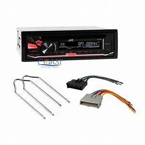 Jvc Car Radio Stereo Wire Harness Radio Remover For Ford