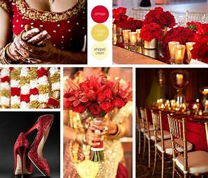 Rich Indian Red And Gold Wedding Blog Toronto Wedding