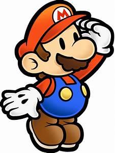 Paper Mario TTYD Characters (Slideshow) Quiz