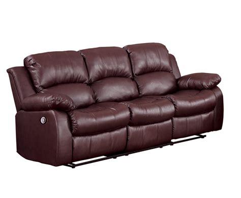 homelegance reclining sofa reviews homelegance cranley power double reclining sofa brown