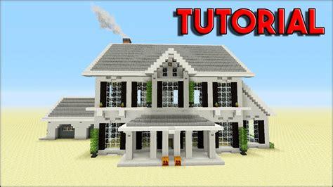minecraft tutorial   build  suburban house top house  youtube