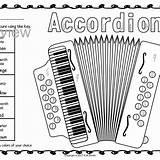 Keyboard Instruments Pages Musical Anastasiya Studio sketch template