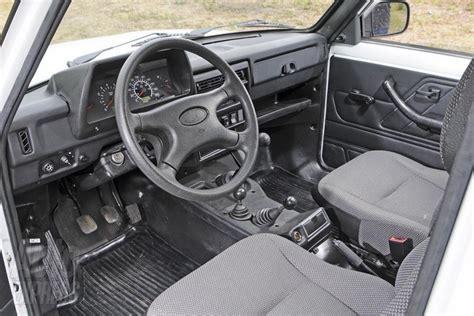 Lada niva interior – Auto Express | Hooniverse