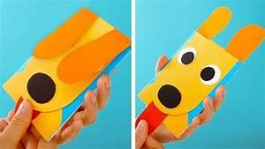 Fünf Minuten Tricks : 20 lustige und s sse papierbasteleien youtube ~ Watch28wear.com Haus und Dekorationen