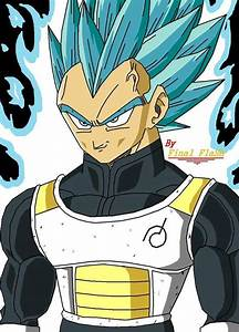 Vegeta Super Saiyan God by Ziga-13 on DeviantArt