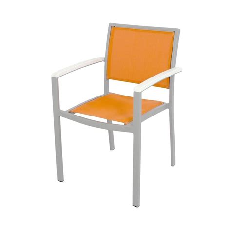 manufacturing quik fold white patio chair 8575 48