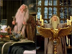 Harry Potter: Richard Harris – Michael Gambon « Celebrity ...