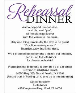 25 best ideas about wedding rehearsal invitations on With wedding rehearsal schedule template
