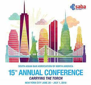 15th Annual Convention- South Asian Bar Association of ...