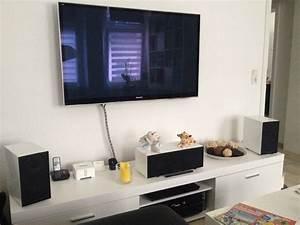 Kabel Verstecken Wand : wohnkino waf tauglich allgemeines hififorum fernseher wand h ngen kabel verstecken ~ Frokenaadalensverden.com Haus und Dekorationen