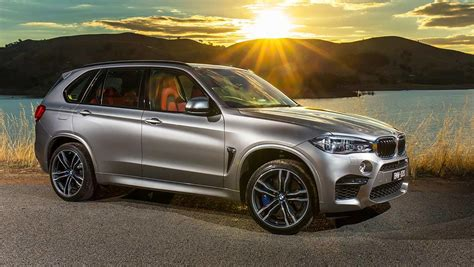 Bmw X5 M And X6 M 2015 Review