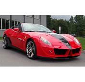 2008 Ferrari 599 GTB Fiorano Mansory Stallone