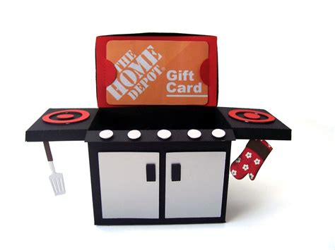 grill gift card holder pazzles craft room
