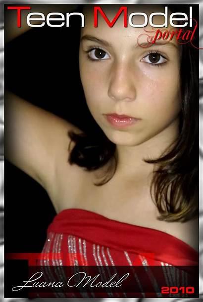 Teen Luana Portal Wals Models Stars Young