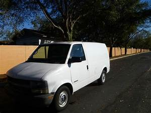 Find Used Low Mileage 1995 Chevrolet Astro Commercial