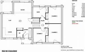 modele olympe maison contemporaine a construire de type With plan maison demi niveau 6 maison demi etage interieur
