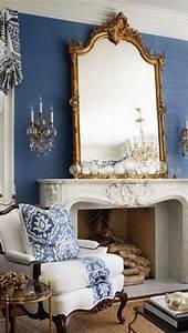 Miroir Blanc Baroque : le miroir dor en 40 photos ~ Teatrodelosmanantiales.com Idées de Décoration
