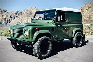 1990 Land Rover Defender 90 200tdi