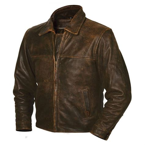 leather apparel men 39 s rifleman leather jacket from sts ranchwear 591927