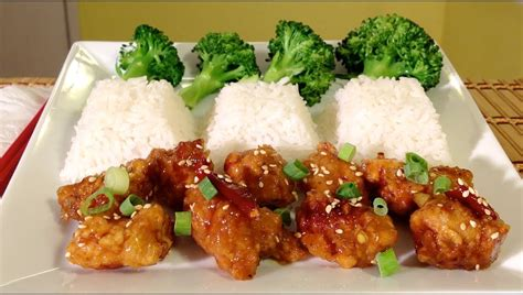food cuisine how to orange chicken recipe food recipes restaurant style