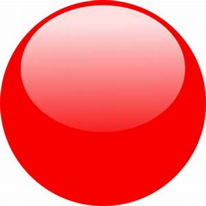 Red Glossy Dot Clip Art at Clker.com - vector clip art ...