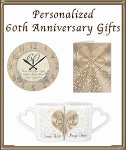 personalized 60th wedding anniversary gift ideas With 60th wedding anniversary gift ideas