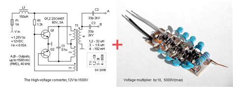 Air Ionizer Based Converter Circuit