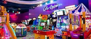Kids Quest Cyber Quest Arcade For Kids Mohegan Sun
