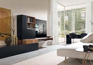 Wohnzimmermöbel Weiß Holz : moderne wohnzimmerm bel 13 ideen aus italien ~ Frokenaadalensverden.com Haus und Dekorationen