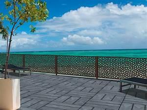 amenagement terrasse ces garde corps qui securisent et With renovation maison exterieur avant apres 10 piscine paysagee maison amp travaux