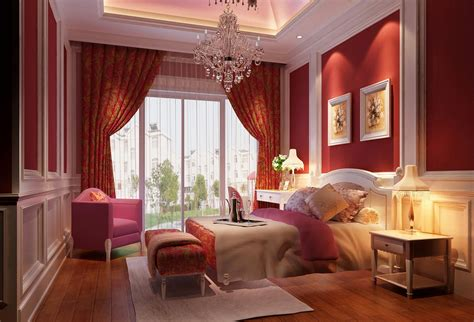 French Bedrooms Ideas, Beautiful Romantic Bedroom Design