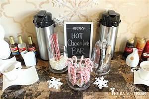 Hot Chocolate Bar The Bajan Texan