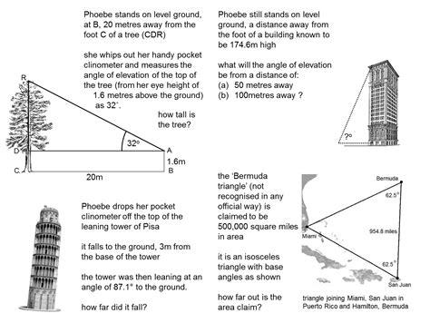 resourceaholic teaching trigonometry