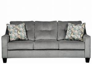 Bizzy smoke queen sleeper sofa lexington overstock warehouse for Sectional sleeper sofa overstock