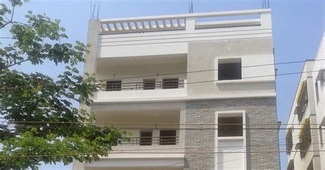 Small Apartment Elevation Design