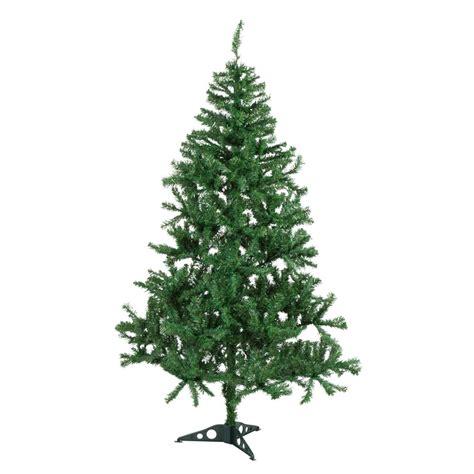 weihnachtsbaum 150cm k 252 nstlich gr 252 n kunststoff christbaum
