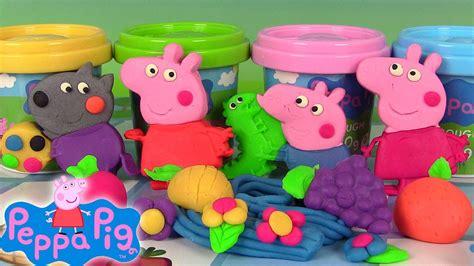 p 226 te 224 modeler peppa pig le pique nique peppa pig picnic dough set peppa pig fran 231 ais