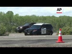 Accident Investigators With The California Highway Patrol