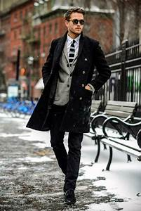 18 Manly Ways to Wear Jacket this Winter 2017 | Winter ...